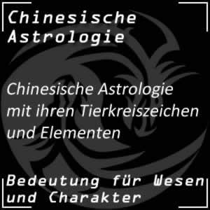 Chinesische Astrologie
