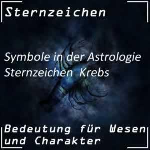 Sternzeichen Krebs