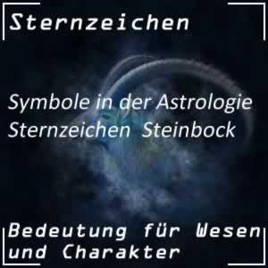 Astrologie Sternzeichen Steinbock