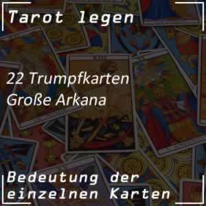 Tarot Trumpfkarten