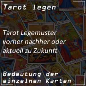 Tarot legen Tarotkarten