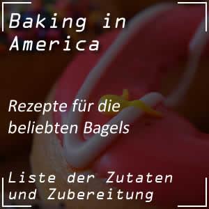 Rezepte für Bagels