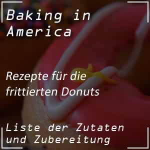Rezepte für Donuts oder Heferinge