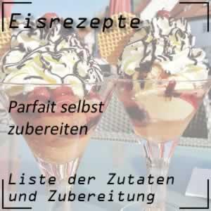 Eisrezepte für Parfaits