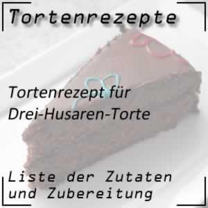 Drei-Husaren-Torte