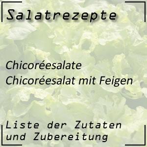 Salat Rezept Chicoréesalat Feigen