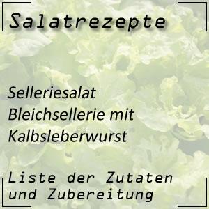 Selleriesalat Kalbsleberwurst