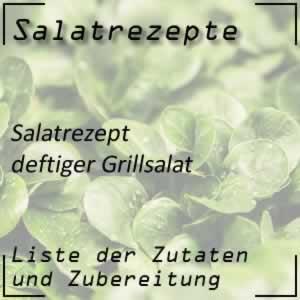 Grillsalat, deftiger