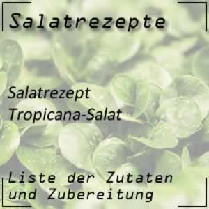 Tropicana-Salat