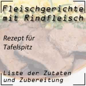 Rindfleisch Kochrezept Tafelspitz