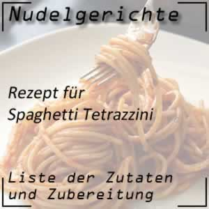 Spaghetti Tetrazzini