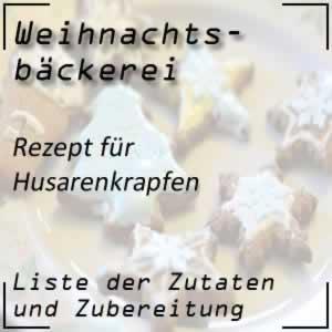 Rezept Husarenkrapfen