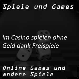 Casino mit Freispiele nutzen