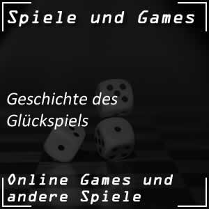 Geschichte des Glücksspiels