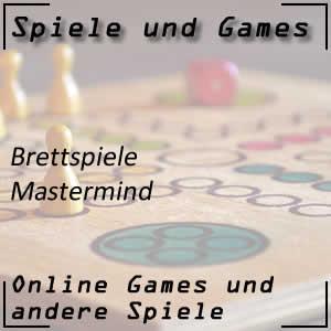Brettspiel Mastermind