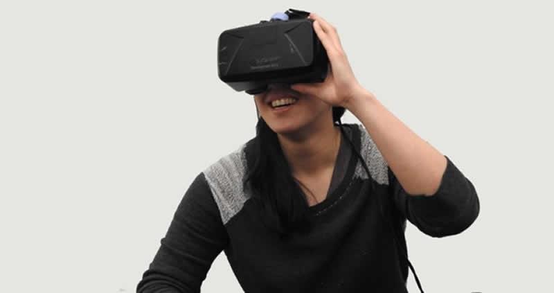 Online Games VR