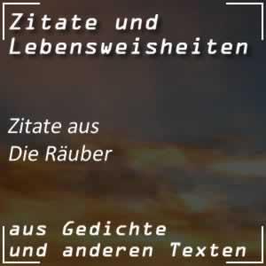 Zitate Die Räuber (Schiller)