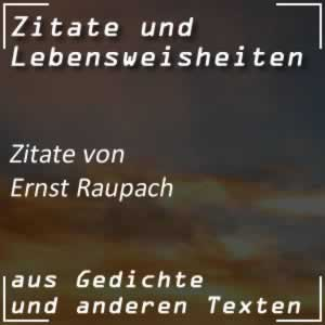 Zitate Ernst Raupach