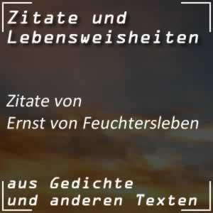Zitate Ernst von Feuchtersleben