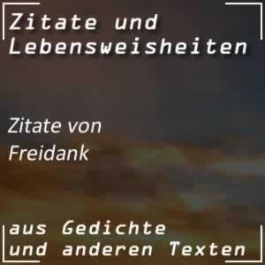 Zitate Freidank Sprüche