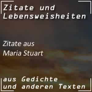 Zitate Maria Stuart (Schiller)