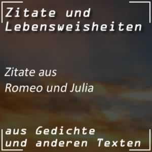 Zitate aus Romeo und Julia