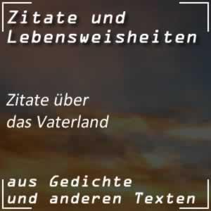 Zitate Vaterland