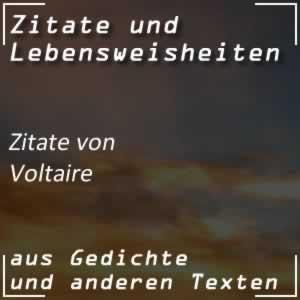 Zitate Voltaire