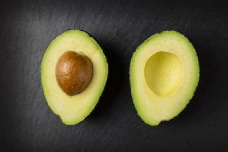Lebensmittel Avocado