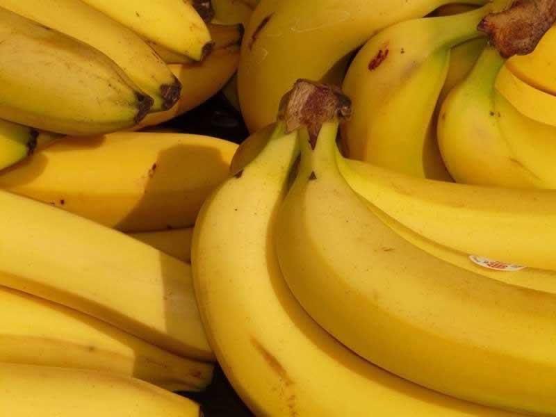 Lebensmittel Banane