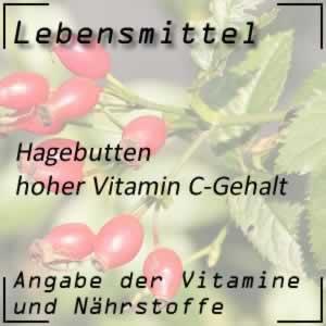 Hagebutten mit viel Vitamin C