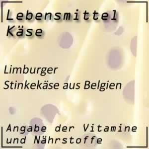 Lebensmittel Limburger Käse