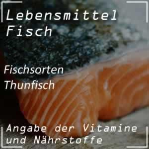 Lebensmittel Thunfisch