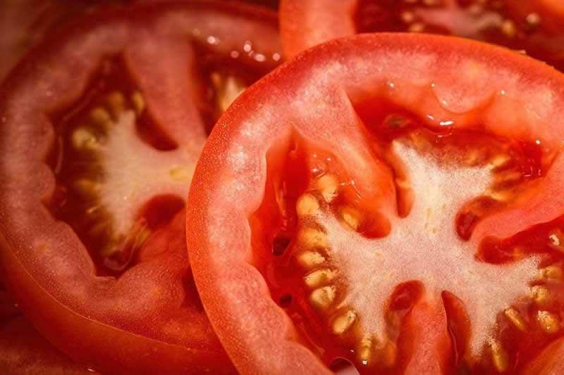 Lebensmittel Paradeiser
