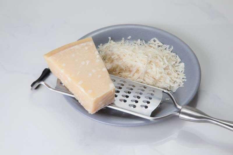 Lebensmittel Parmesan