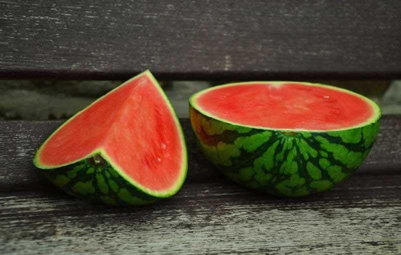 Lebensmittel Wassermelone
