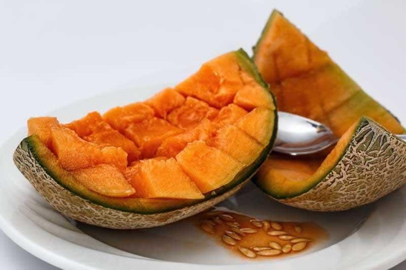 Lebensmittel Zuckermelone