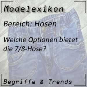 Mode 7/8-Hose