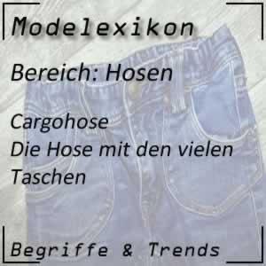 Mode Cargohose