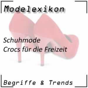 Mode Crocs