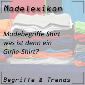 Girlie Shirt für Mädchen