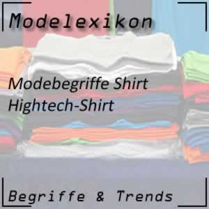 Hightech-Shirt