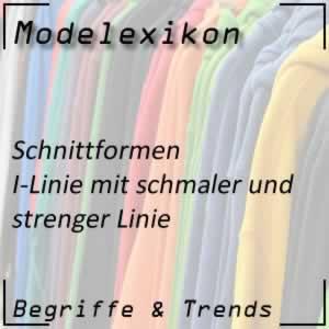 Schnittform I-Linie