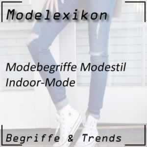 Mode Indoor-Mode