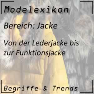 Jacken in der Modewelt