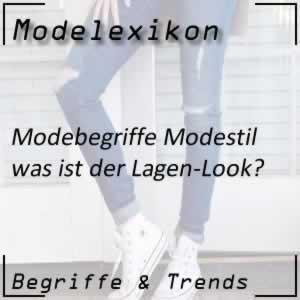 Mode Lagen-Look