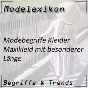 Mode Maxikleid