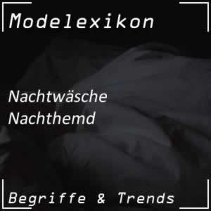 Nachthemd: der Klassiker der Damen-Nachtwäsche