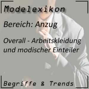 Mode Overall