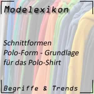 Polo-Form: bekannt durch das Polo-Shirt